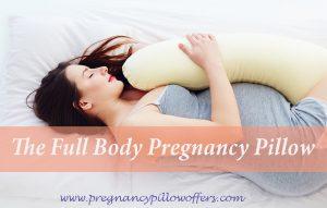 Full Body Pregnancy Pillow 2019