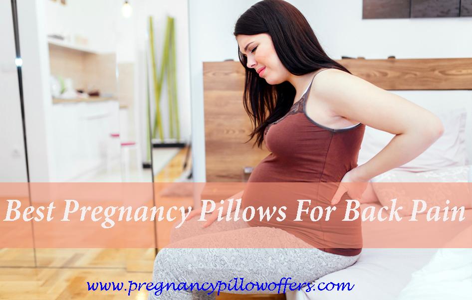 Best Pregnancy Pillows For Back Pain 2020 Life Saver Deals
